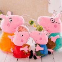 小猪一家玩具故事