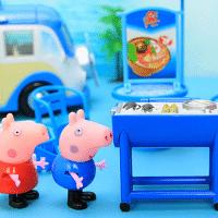 佩琪玩具故事