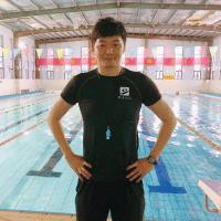 双旭教游泳