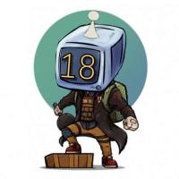 电脑人18号
