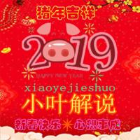 小叶解说2019