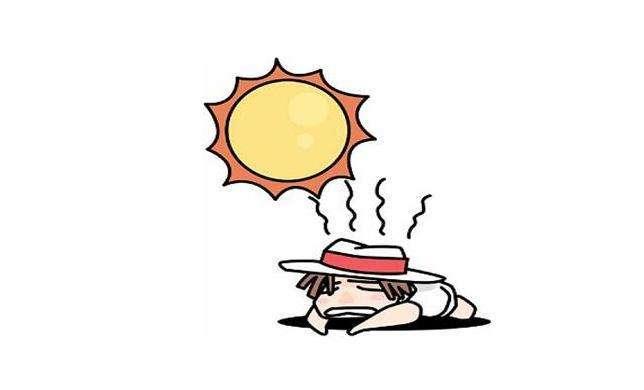 闷热天气需警惕热射病 高温桑拿天更容易中暑!