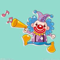 暴走的小丑