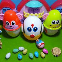 惊喜玩具蛋