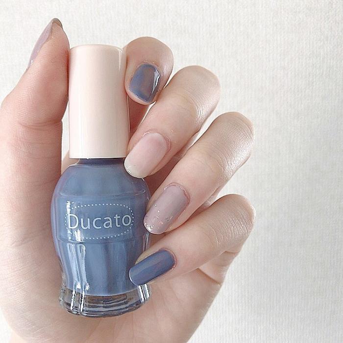 5款「宁静灰蓝」指甲油推荐,显白又温柔,甜美日系必备(图10)