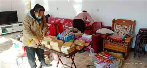河北省廊坊市固安县开展为山区孩子送温暖公益