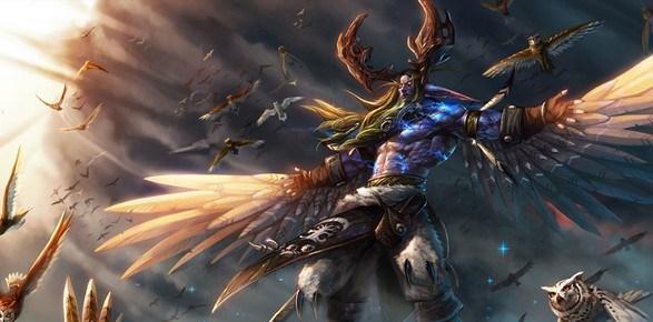 《【煜星账号注册】《魔兽争霸3》:为什么玩家普遍感觉暗夜英雄最弱?什么理由?》