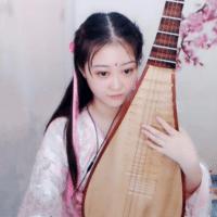 蓝清雅的琵琶