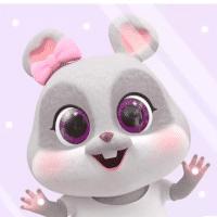 奶油大兔子