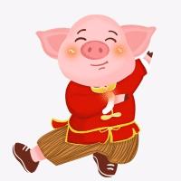 动漫皮皮猪