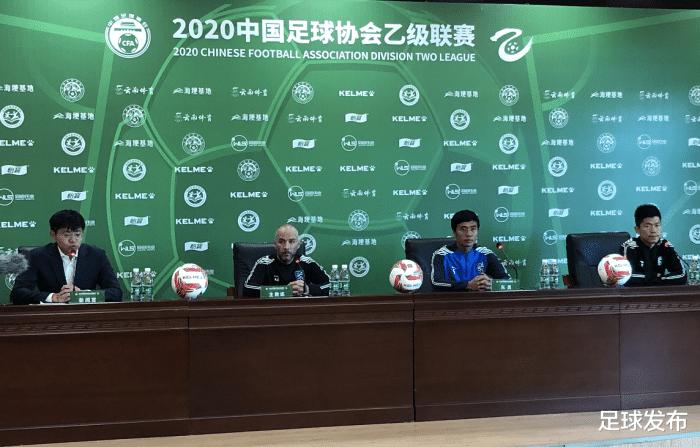 中乙|今年武汉三镇队的目标,主教练官方回复来了……