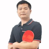 黄河教练乒乓球课