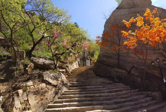 五一游北京清凉谷,免费登天下无双的水晶长城!
