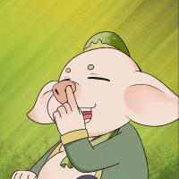猪小呆来了