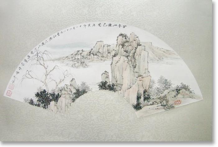 「杜仲增」丹青追梦 水墨本色-中国当代书画名家个人云展览