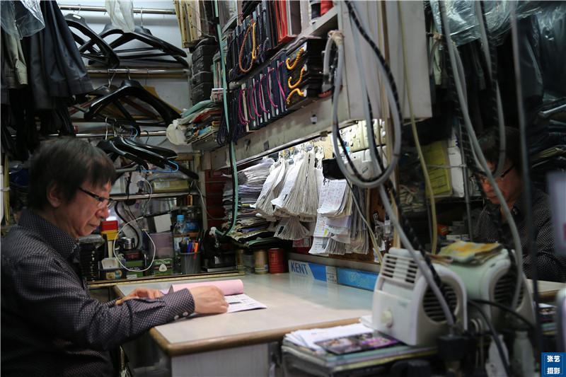 上海裁缝师傅名震香江, 香港传统洋服店辉煌不再