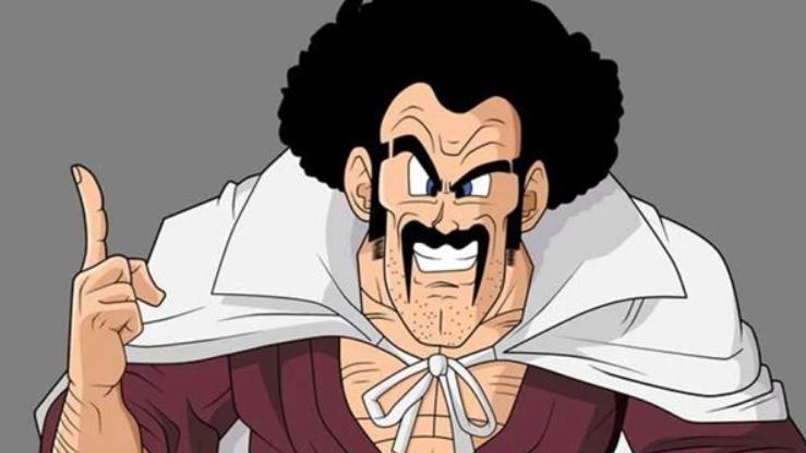 七龙珠:盘点漫画中的各路武痴,谁才是你心目中第一的修炼狂魔