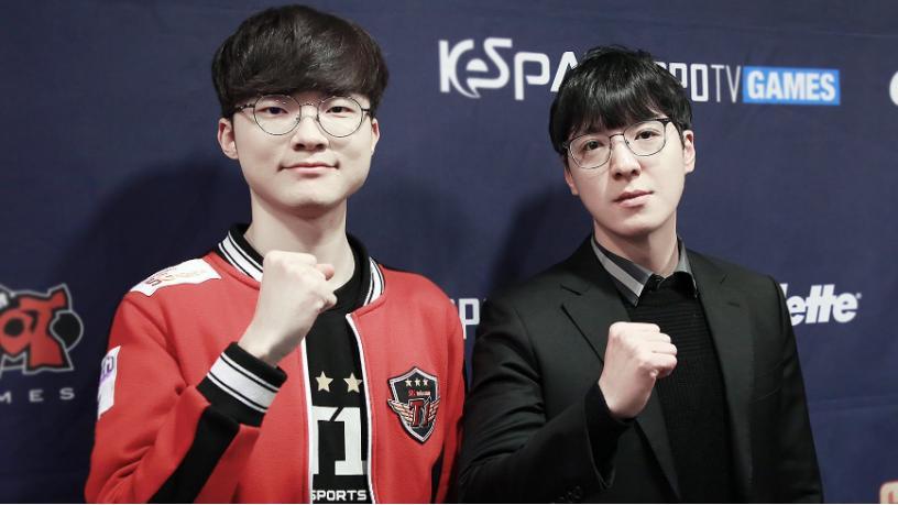 kkoma刚宣布离队,SKT就把金教练辞了!队内宫斗李哥赢了?