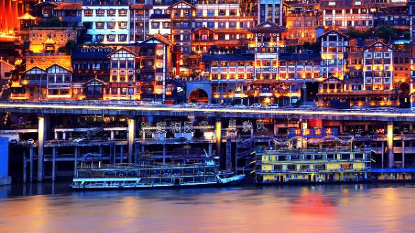 重庆的标志性景区,贵为4A却免费开放,花4亿建造如今年入上百亿