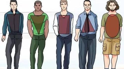 研究显示:女人普遍更喜欢瘦男人