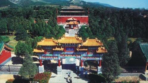 河南最著名的山,嵩山上值得一看的四大景点!