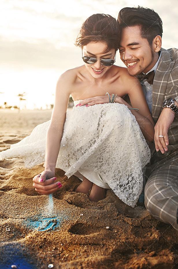 苏州婚纱摄影创意的婚纱照姿势大整理
