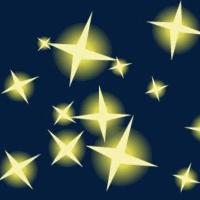 星星-堆满天