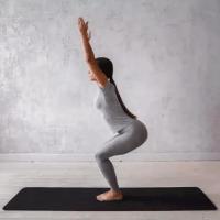 每天学瑜伽原创视频