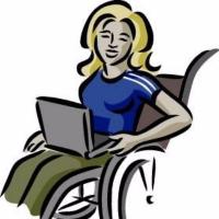 关爱残障人士