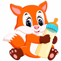 小狐狸迪迪玩具