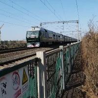 津山线的HXD2