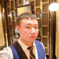 中式调酒师小猫