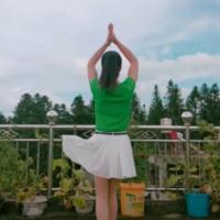 涵露广场舞