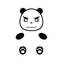 熊猫小分队up