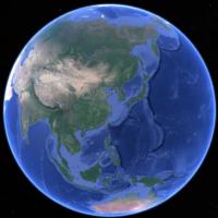 卫星3D看世界