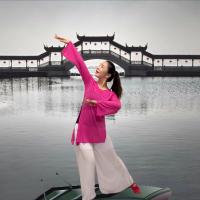 深圳荷花舞蹈