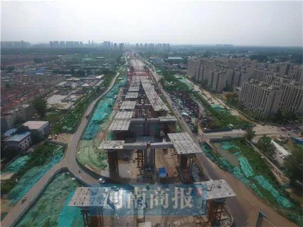 """接近北京五�h�L度!�州""""大四�h""""即�⑸暇�,高架主�已�通九成以上"""