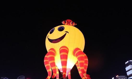 娱乐资讯_夜空中最亮的热气球 - 娱乐资讯(存满网)