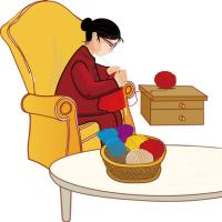 桔子爱编织