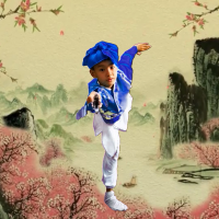 武术小子杨振兴