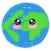 毛茸茸的星球