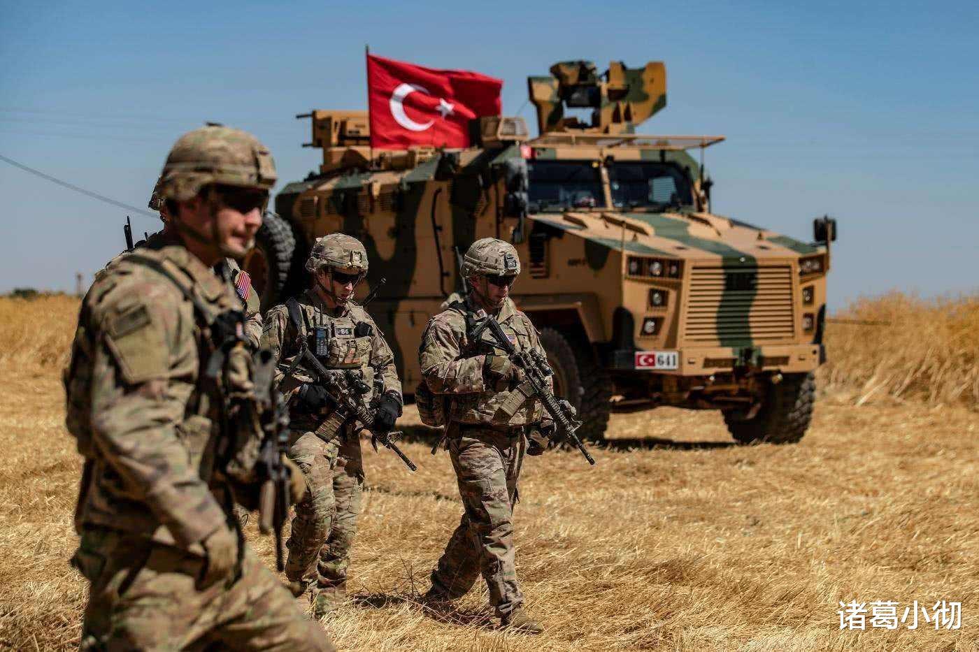 大批美軍剛撤走,土耳其就忍不住出手瞭,總統警告:立刻停止入侵-圖2
