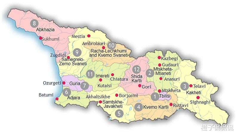 阿紮爾自治共和國 格魯吉亞實際控制的唯一自治共和國-圖10