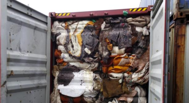 21個垃圾集裝箱被拒!英國呼籲尊重市場規律,大批軍艦出動後服軟-圖2