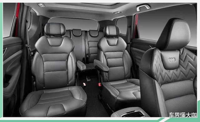 8.59萬起!長安新款SUV上市,5/6/7座隨便選,比漢蘭達還舒服-圖2