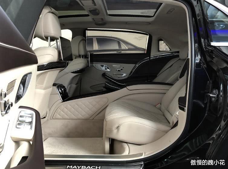 """2020款""""邁巴赫S680""""進店,加價超百萬,號稱移動宮殿!-圖5"""