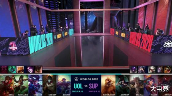 LOL-S10:UOL 3: 0橫掃SUP,獨聯體戰隊再度打上小組賽!-圖7