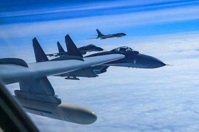 美媒:西方的長期封鎖,讓中國的空中力量比任何時候都要強大-圖4