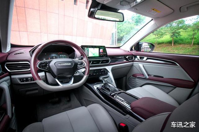 9萬多的精品SUV,強勁動力低油耗,空間可媲美奇駿-圖6