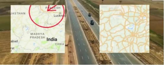印度人不解:為何中國公路在地圖上不放大就能看見,而印度卻不行-圖2